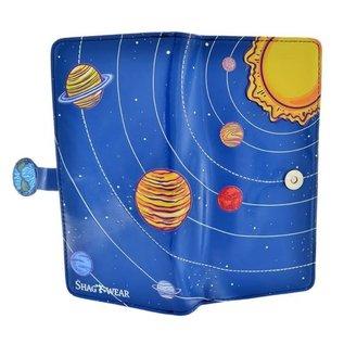 Shagwear  SOLAR SYSTEM, BLUE