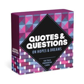 Knock Knock QUOTES QUESTIONS HOPES AND DREAMS