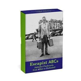 Knock Knock ESCAPIST ABC FLASHCARDS