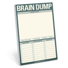 Knock Knock Pad: Brain Dump
