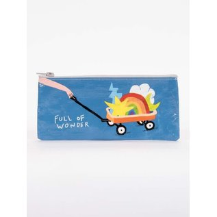 Blue Q PENCIL CASE - FULL OF WONDER
