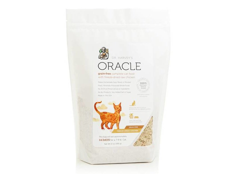 Dr. Harvey's Oracle Grain-Free Chicken for Cats