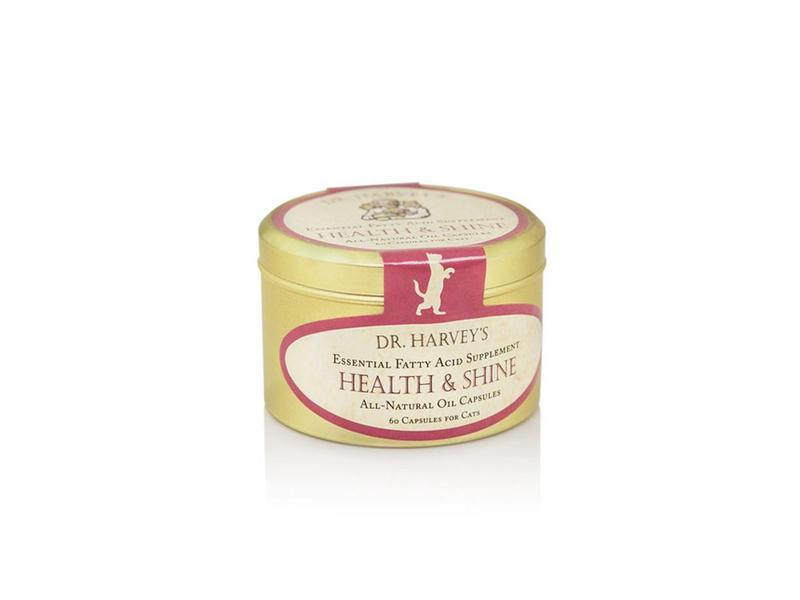 Dr. Harvey's Health & Shine Fish Capsules for Cats