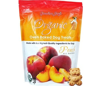 Grandma Lucy's Peach Treats