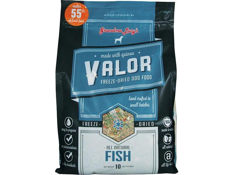 Grandma Lucy's Valor Grain-Free Fish