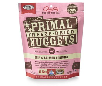 Primal Freeze-Dried Beef & Salmon