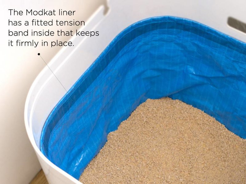 modko Modkat Reusable Tarp Litter Liner