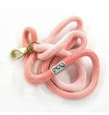 Cloud Canyon Pink Ombré Lock Stitched Lead