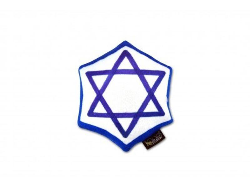 P.L.A.Y. Hanukkah Star of David Toy