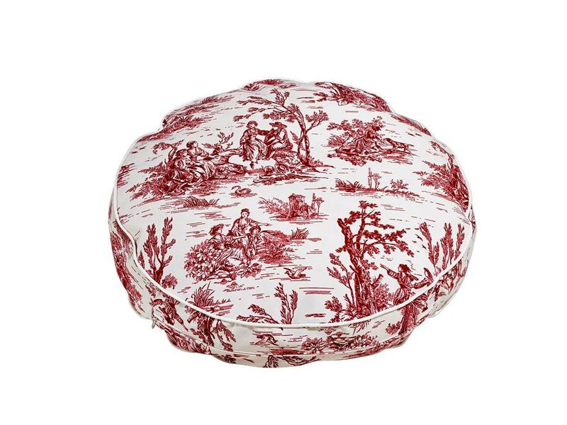 Bowsers Round Bed, Toile