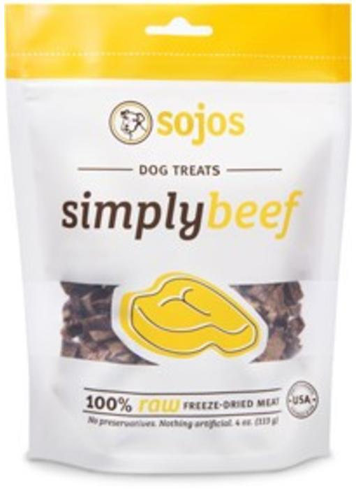 Sojos Simply Beef