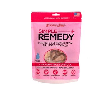 Grandma Lucy's Simple Remedy Upset Stomach