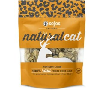 Sojos Natural Cat Venison