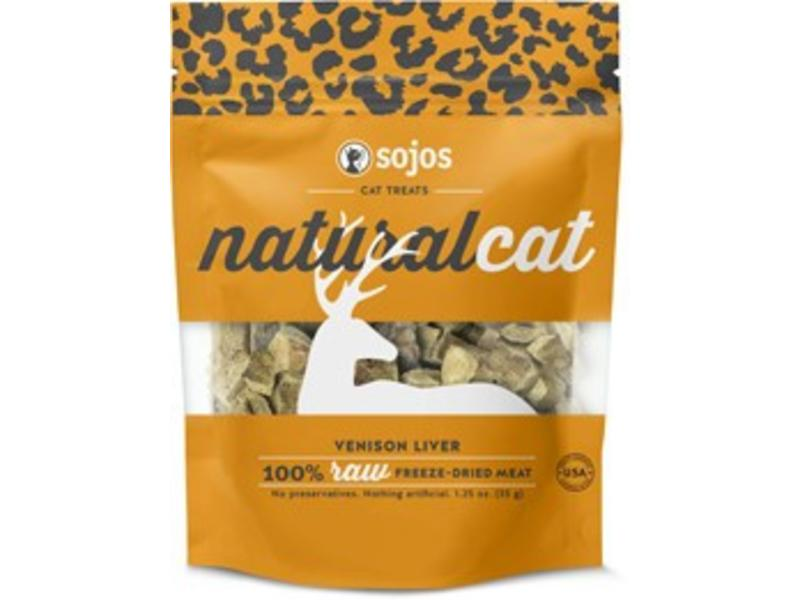 Natural Cat Venison Liver