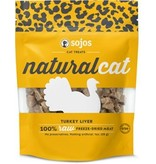 Sojos NaturaCat Turkey Liver