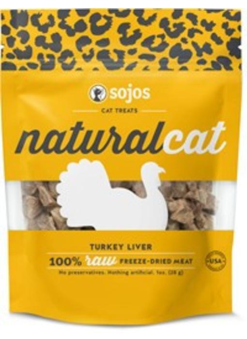 Sojos Natural Cat Turkey