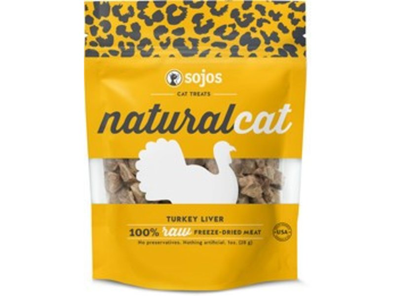 NaturaCat Turkey Liver