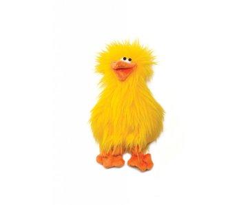 Spring Chicken Toy, Yellow