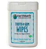 earthbath Tooth & Gum Dental Wipes