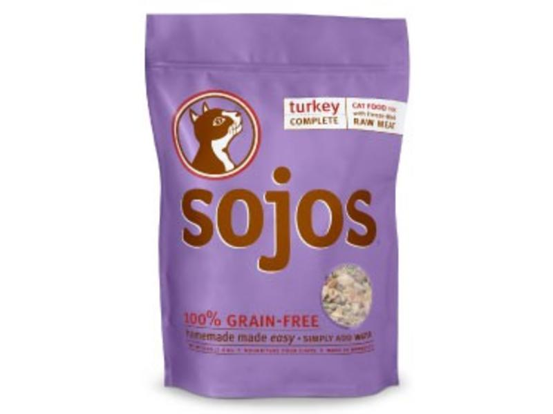 Sojos Complete Grain-Free Turkey