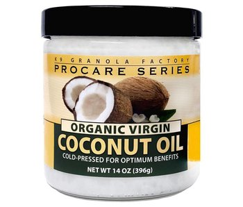 K9 Granola Factory Coconut Oil