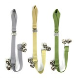 Poochie Pets Bamboo Business Bells