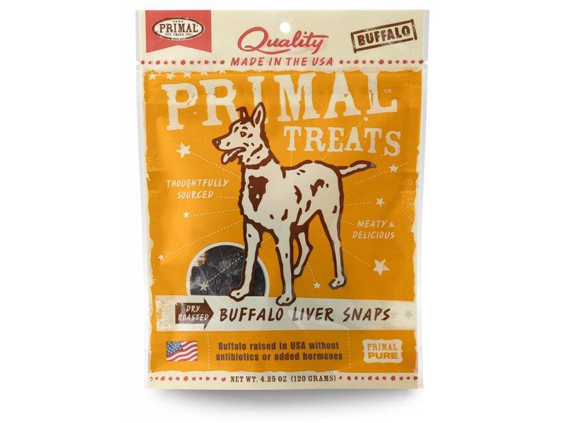 Primal Buffalo Liver Snaps
