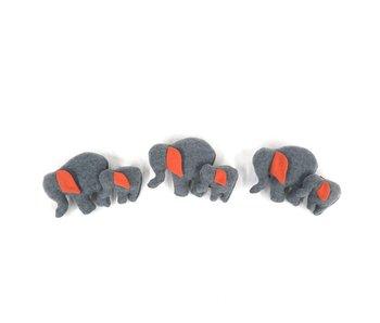 West Paw Elephant Toy