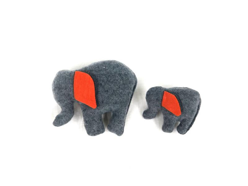 West Paw Elephant Toy