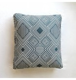 Janery Charlie Cushion Charcoal