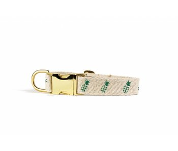 SHED Brooklyn Hemp Pineapple Collar