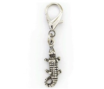 Collar Charm, Alligator