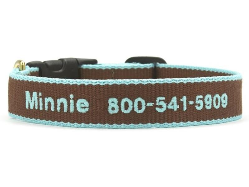 Up Country Custom Embroidered Collar