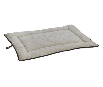 Bowsers Quilted Mat, Almond