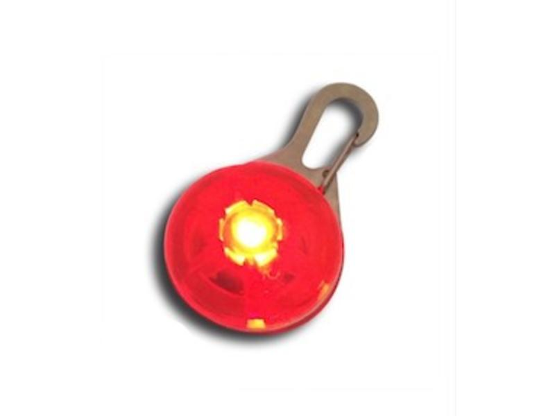 Poochie Pets Clip-On Safety Light