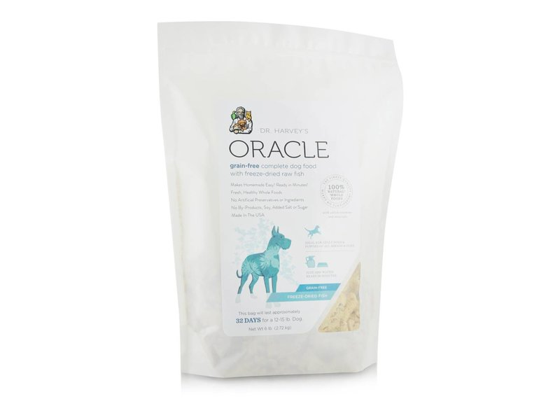 Dr. Harvey's Oracle Grain-Free Fish for Dogs