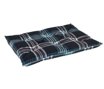 Bowsers Tufted Cushion Plaid