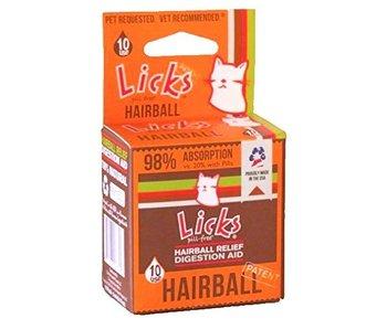 Licks Pill-Free Hairball Remedy