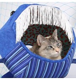 The Cat Ball Ball Bed, Blue Whale