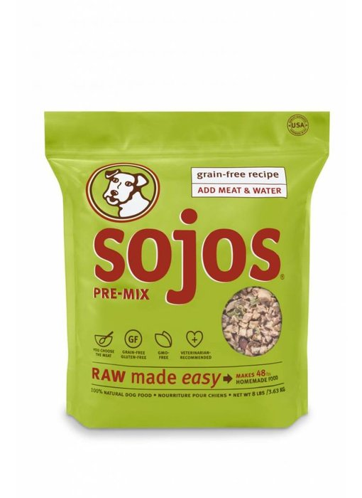 Sojos Sojos Grain-Free Pre-Mix