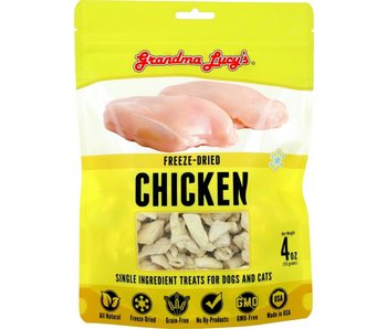 Grandma Lucy's Freeze-Dried Chicken