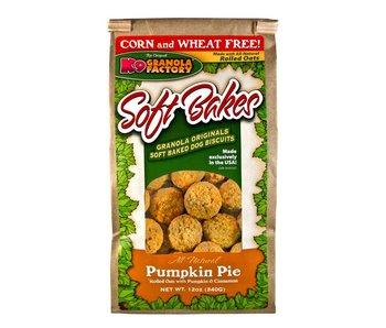 K9 Granola Factory Soft Bakes Pumpkin Pie