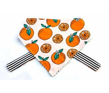 The Modern Mutt Florida Oranges Pet Bandana