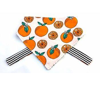 The Modern Mutt Florida Oranges Pet Bandana
