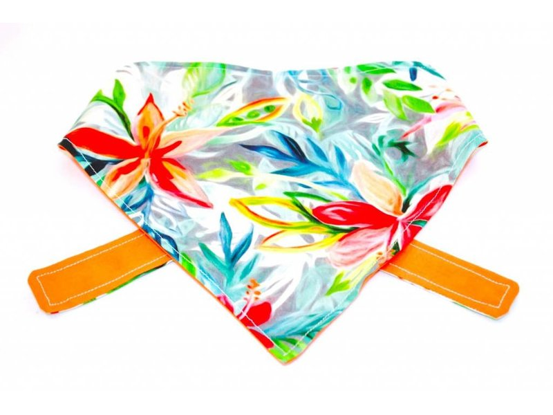 Tropical Paradise Pet Bandana