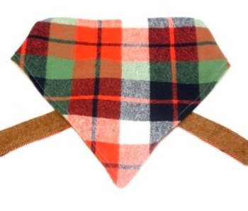 The Modern Mutt Tartan Pet Bandana