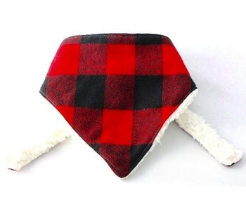 The Modern Mutt Lumberjack Pet Bandana