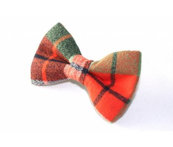 Bow-Tie, Tartan