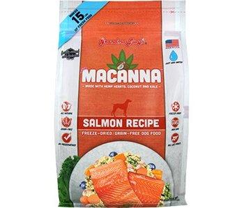 Grandma Lucy's Macanna Salmon
