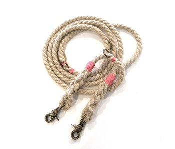 Green Trout Adjustable Rope Lead